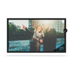 "NEC C981Q SST touch screen monitor 2.49 m (98"") 3840 x 2160 pixels Black Multi-touch Multi-user"