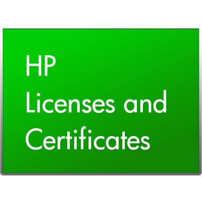 Hewlett Packard Enterprise T5527AAE licencia y actualización de software