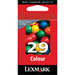Lexmark 18C1429E (29) Printhead color, 150 pages