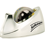 Sellotape E DISPENSER LARGE CHROME 4640
