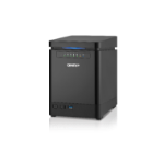 QNAP TS-453mini 8TB (Seagate Enterprise Capacity) 4 bay space saving NAS; 8GB DDR3L RAM (max 8GB); Intel