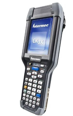"Intermec CK3X PDA 8,89 cm (3.5"") 240 x 320 Pixels Touchscreen 499 g"