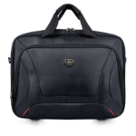 "Port Designs COURCHEVEL 15.6"" Briefcase Black"