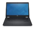 """DELL Latitude E5470 2.3GHz i3-6100U 14"""" 1366 x 768pixels Black Notebook"""
