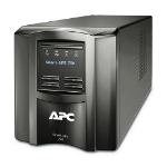 APC by Schneider Electric SMT750IC 750VA Uninterruptible Power Supply - Black uninterruptible power supply (UPS) Line-Interactive 500 W 6 AC outlet(s)