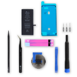 iFixit EU333002-12 mobile phone spare part Battery Black