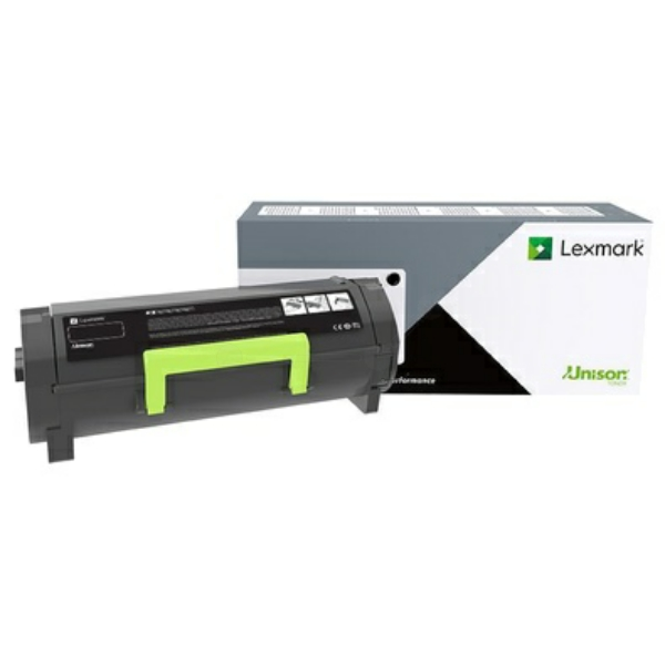 Lexmark 56F2U0E Toner black, 25K pages