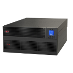 APC Easy UPS SRV RM 6000VA 230V with External Battery Pack,with RailKit Double-conversion (Online) 6000 W