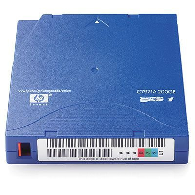 Hewlett Packard Enterprise C7971A LTO 100 GB 1.27 cm