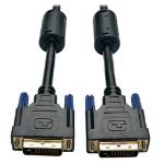 Tripp Lite P560-015 DVI Dual Link Cable, Digital TMDS Monitor Cable (DVI-D M/M), 15 ft. (4.57 m)