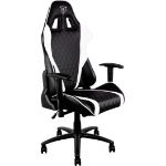 AEROCOOL ThunderX3 TGC15 Series Gaming Chair - Black/White