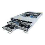 Gigabyte H262-Z61 server barebone Socket SP3 Rack (2U) Berry