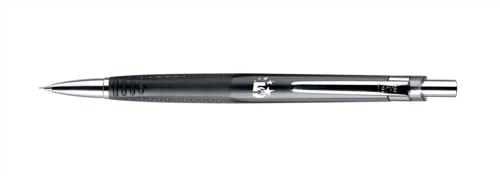 5 Star Mechanical Pencil with Rubberised Grip and Cushion Tip 0.5mm Lead [Pack 12]