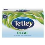 Tetley Decaffeinated Tea Bags (Pack 160)