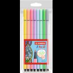 STABILO Pen 68 8er felt pen Medium Multicolour 8 pc(s)