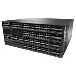 Cisco C1-WS3650-48UQ/K9 network switch Managed L2/L3 Black