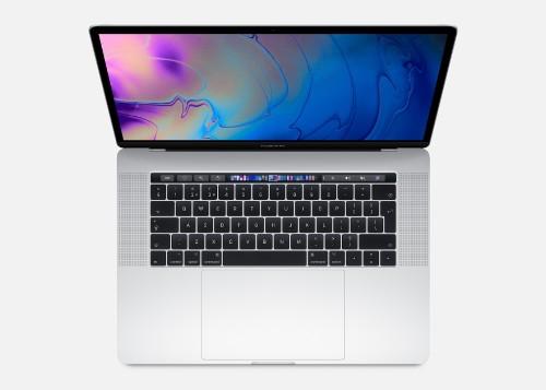 Apple MacBook Pro Silver Notebook 39.1 cm (15.4