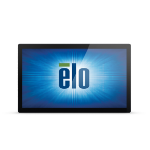"Elo Touch Solution 2794L 27"" 1920 x 1080pixels Black touch screen monitor"