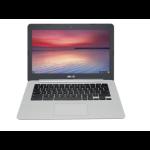 ASUS Chromebook C301SA-FC032 Grey, Silver 33.8 cm (13.3