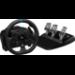 Logitech G G923 Negro USB Volante + Pedales PC, Xbox