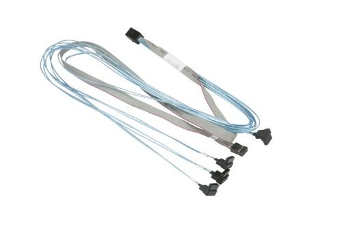 Supermicro CBL-SAST-0823 Serial Attached SCSI (SAS) cable 0.75 m