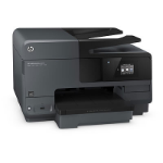 HP OfficeJet 8610 e Inkjet A4 Wi-Fi Black