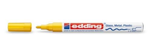 Edding 751 Yellow 10 pc(s)