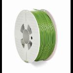 Verbatim 55324 3D printing material Polylactic acid (PLA) Green 1 kg