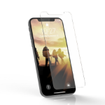 Urban Armor Gear iPhone X Glass Screen Protector Clear screen protector Mobile phone/Smartphone Apple 1 pc(s)