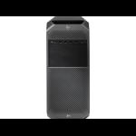 HP Z4 G4 9th gen Intel® Core™ i7 i7-9800X 16 GB DDR4-SDRAM 512 GB SSD Zwart Workstation