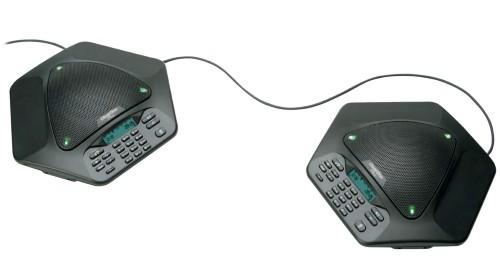 ClearOne MAX IP Expansion Kit Telephone Black speakerphone