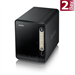 ZyXEL NAS326 Storage server Mini Tower Ethernet LAN Black