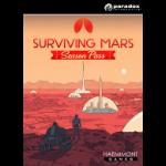 Paradox Interactive Surviving Mars Season Pass, PC/MAC Videospiel Mac/PC Deutsch