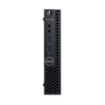 DELL OptiPlex 3060 8th gen Intel® Core™ i3 i3-8100T 4 GB DDR4-SDRAM 500 GB HDD Black Mini PC