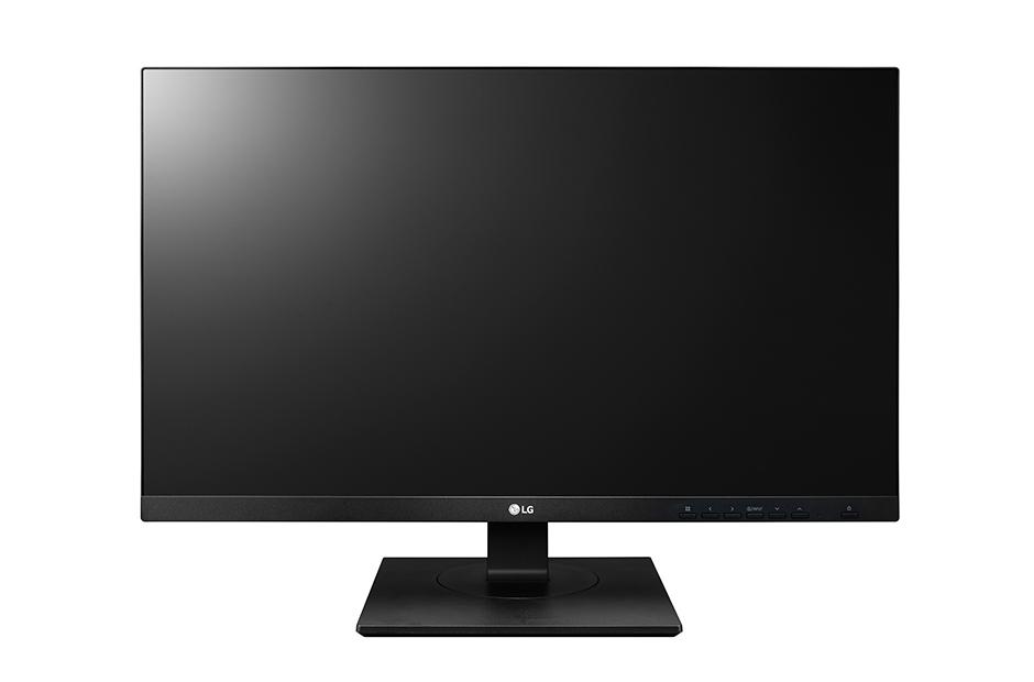 "LG 24BK750Y-B LED display 61 cm (24"") 1920 x 1080 pixels Full HD Flat Black"