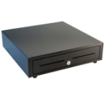 APG Cash Drawer VB320-BL1616 Black cash tray