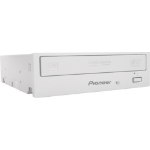 Pioneer DVR-S21L optical disc drive Internal White DVD±RW