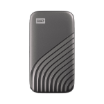 Western Digital My Passport 2000 GB Grey