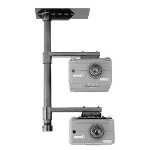 Chief LCD2C ceiling Black projector ceiling & wall mount