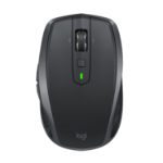 Logitech MX Anywhere 2S mice RF Wireless+Bluetooth 4000 DPI Right-hand