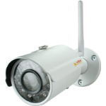 Lupus Electronics LUPUSNET HD - LE201 WLAN CCTV security camera Indoor & outdoor Bullet Ceiling/Wall 1280 x 960 pixels