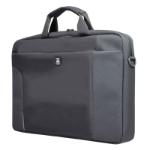"Port Designs Houston Toploading 15.6"" Briefcase Grey"