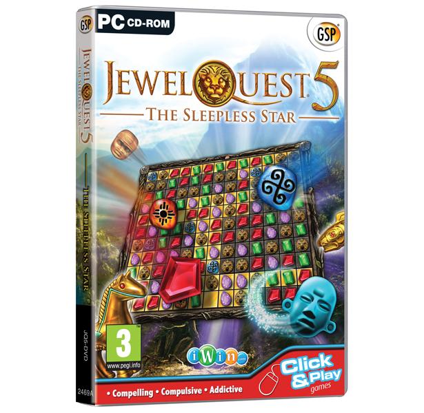 Avanquest Jewel Quest 5: The Sleepless Star