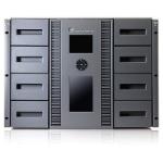 Hewlett Packard Enterprise StorageWorks MSL8096 4 LTO-3 Ultrium 960 Fibre Channel Tape Library tape auto loader/library