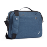 """STM Myth notebook case 38.1 cm (15"""") Briefcase Black, Blue"""