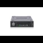 Icy Dock MB833M2K-B storage drive enclosure SSD enclosure Black M.2