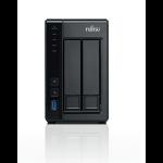 Fujitsu CELVIN NAS QE705 NAS Ethernet LAN Black