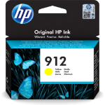HP 3YL79AE#301 (912) Ink cartridge yellow, 315 pages, 3ml