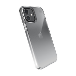 """Speck Presidio Perfect Clear mobile phone case 15.5 cm (6.1"""") Shell case Grey, Transparent"""