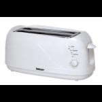 Igenix IG3020 toaster 4 slice(s) White 1300 W